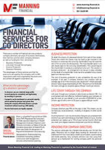 Financial Services for 